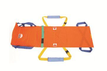 救護担架 ベルカ SB180 SB180 SB180 緊急時は一人でも搬送可能。 548
