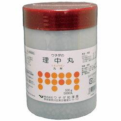 【第2類医薬品】【送料無料】【ウチダ和漢薬】ウチダの理中丸(リチュウガン) 500g※お取り寄せになる場合もございます