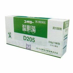 【第2類医薬品】【小太郎漢方】温胆湯エキス細粒G「コタロー」 (うんたんとう) 90包 ※お取り寄せになる場合もございます
