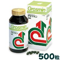 【送料無料の3個セット】【クロレラ工業】グロスミン 500粒 ※お取り寄せ商品