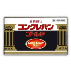 【第3類医薬品】【日水製薬】コンクレバンゴールド 30ml×10本