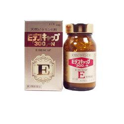 【第3類医薬品】【美吉野製薬】Eデスキャップ「300」-N 210カプセル ※お取り寄せになる場合もございます