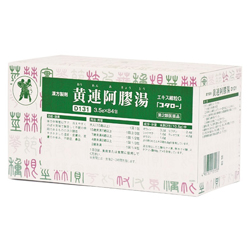 【第2類医薬品】【小太郎漢方製薬】黄連阿膠湯 エキス細粒G「コタロー」 84包 ※お取り寄せになる場合もございます
