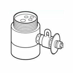 【送料無料】【パナソニック】食器洗い乾燥機用 分岐水栓 CB-SS6 ☆家電 ※お取り寄せ商品