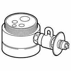 【送料無料】【パナソニック】食器洗い乾燥機用 分岐水栓 CB-SMA6 ☆家電 ※お取り寄せ商品