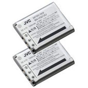 【送料無料】【JVC】リチウムイオンバッテリー BN-VG2122(※BN-VG212の2個入) ☆家電 ※お取り寄せ商品