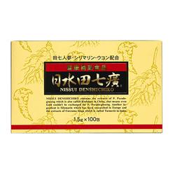 【日水製薬】日水田七廣 1.5g×100包 ※お取り寄せ商品