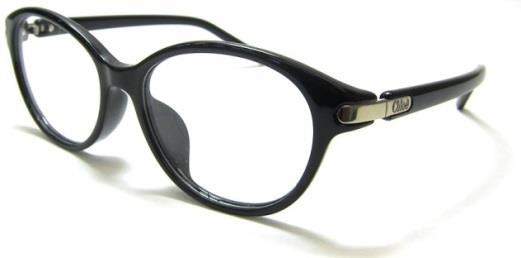 クロエ メガネフレーム Chloe CE2682A ブラック 度付き 度なし 伊達メガネ 国内正規品 かわいい おしゃれ 送料無料
