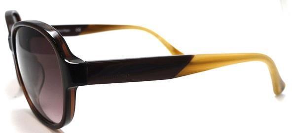 カルバンクライン サングラス CALVIN KLEIN ck ck4334SA チョコレート 国内正規品 かわいい おしゃれ