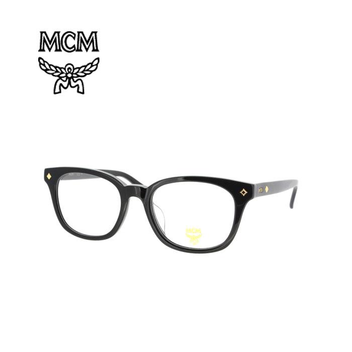 メガネ フレーム MCM 度付き 度なし ボストン めがね 眼鏡 エムシーエム ユニセックス セルフレーム MCM2604A サイズ:52 002 Black ブラック 伊達メガネ 国内正規品 かわいい おしゃれ