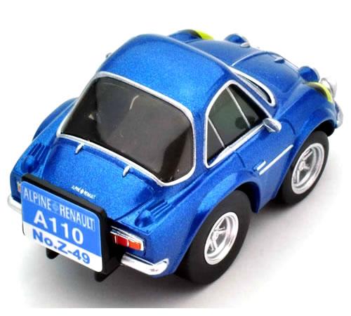 Choro Q zero Alpine Renault A110 Blue (Z-49a)