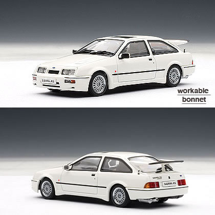 Ford Sierra RS Cosworth fina rally Portugal 1990-duez 1:43 Trofeu rral 009
