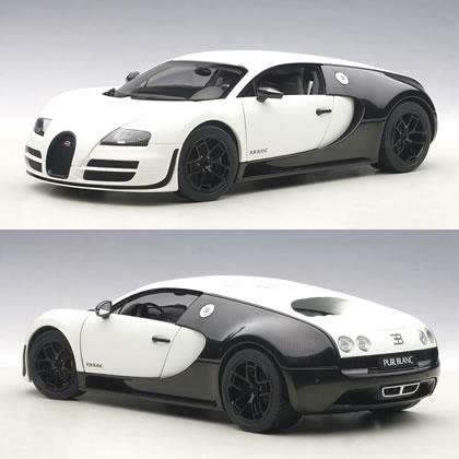 car hobby shop answer: autoart 1/18 bugatti veyron super sport pur