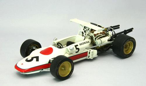 エブロ 1/20 ホンダ F1 RA302 No.5 東京モーターショー 1968
