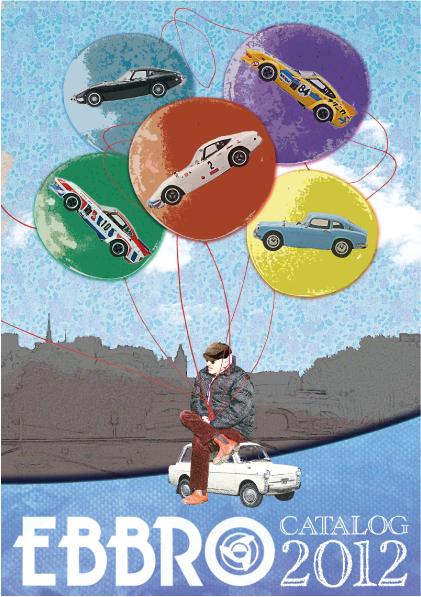 特価 2012 新登場 EBBRO カタログ 日本製