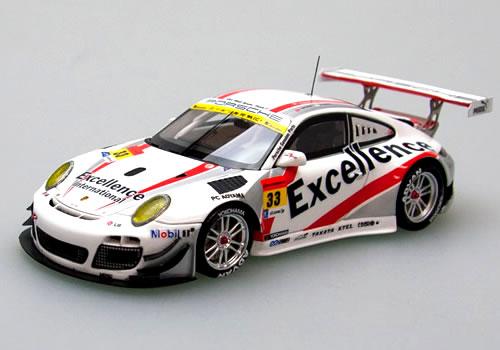 エブロ 1/43 スーパーGT 2015 Excellence Porsche No.33