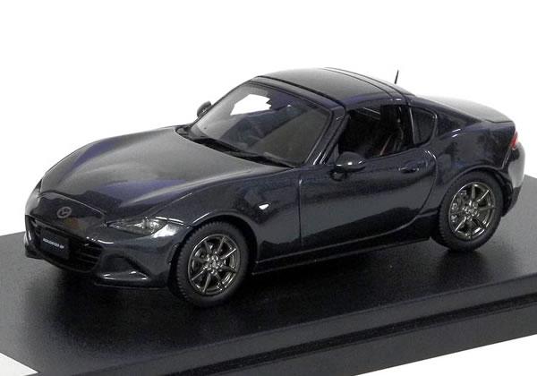 Hi Story 1 43 Mazda Roadster Mx 5 Rf 2016 Jet Black Mica Hs194bk