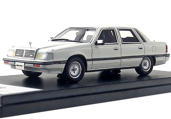 ハイストーリー 1/43 三菱 デボネア V 3000 ロイヤル 1987 スーパーポーラホワイト