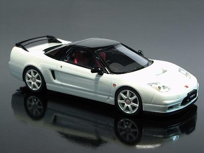 HPI 1 / 43 Honda NSX r Championship white