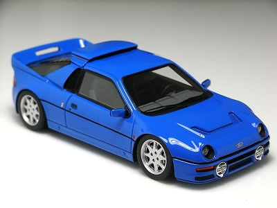 超可爱 HPI HPI 1/43 フォード RS200 RS200 フォード ブルー, COMMON SENSE:946e09cc --- canoncity.azurewebsites.net