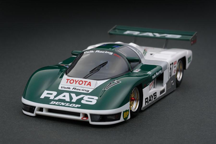 【セール 登場から人気沸騰】 ignition 1985 model 1 84C/43 Toyota Racing Volk Racing 84C No.57 WEC JAPAN 1985, 環境対応フィルムプラザ:90d7136d --- clftranspo.dominiotemporario.com