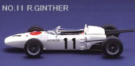 エブロ 1/20 ホンダ RA272 F1 11号車 1965