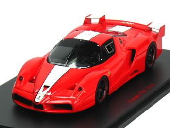 レッドライン 1/43 フェラーリ FXX レッド