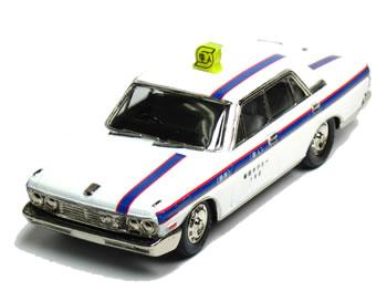 アイアイアド 1/43 プレジデント 1968 個人タクシー