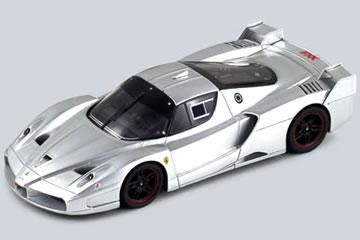 レッドライン 1/43 フェラーリ FXX シルバー