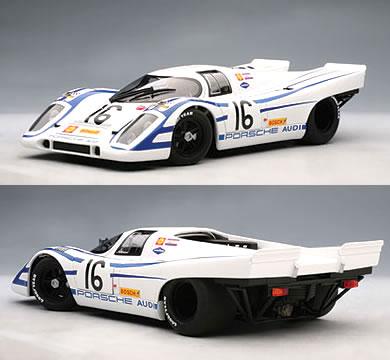 オートアート 1/18 ポルシェ 917K No.16 セブリング 12時間 1970