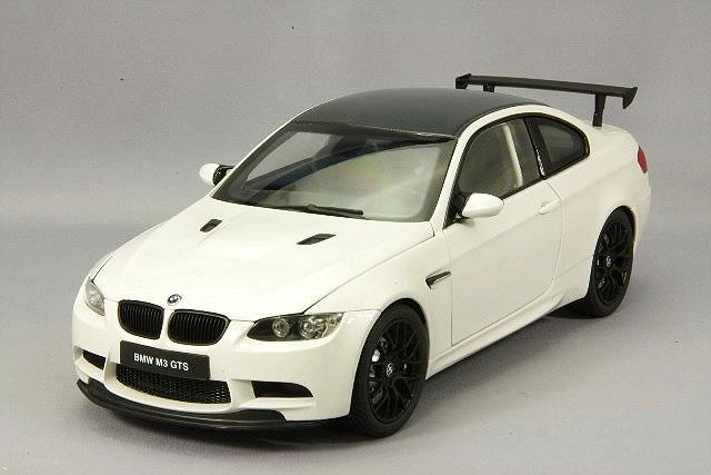 京商 1/18 BMW M3 GTS (E92) ホワイト