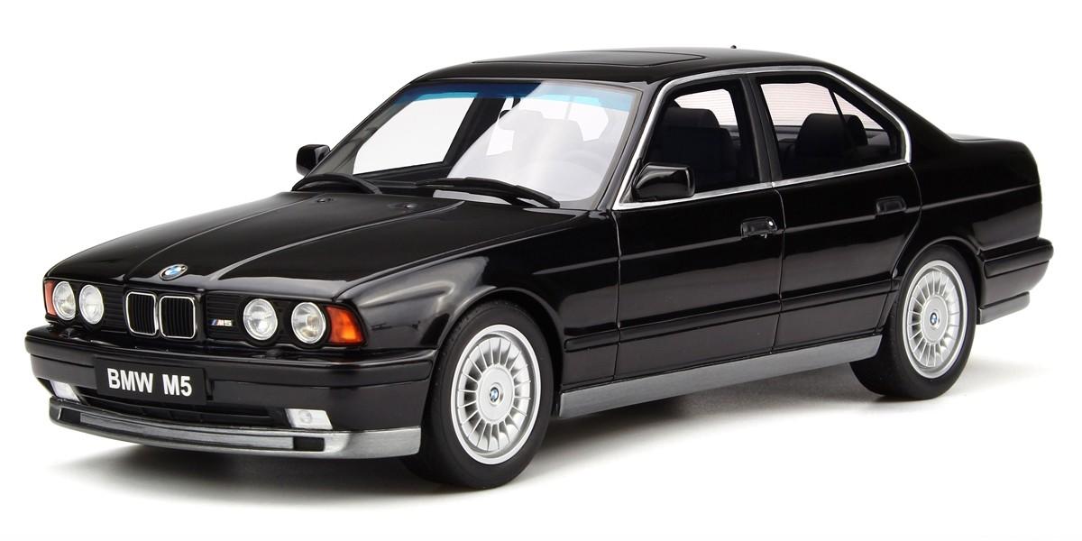 日本最大のブランド OttO mobile (E34) M5 1/18 BMW M5 (E34) OttO フェーズ1 ブラック, NSB onlineshop:22f28b5e --- canoncity.azurewebsites.net