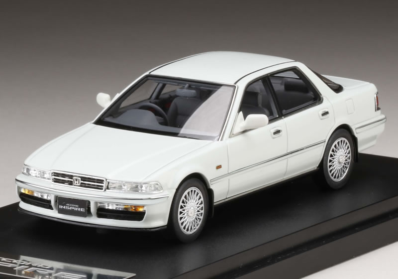 MARK43 1/43 Honda Accord inspire (CB5) AG-i special edition Frost white