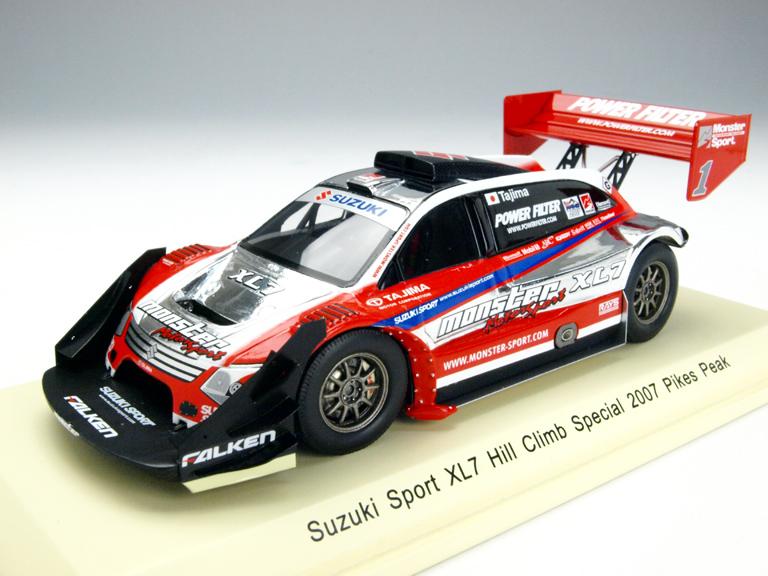 Car Hobby Shop Answer No 1 2007 Reve Collection 1 43 Suzuki Xl7