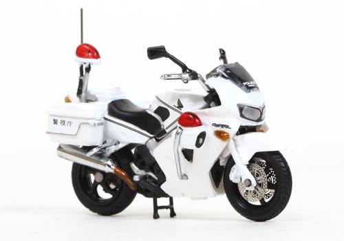 RAI'S 1/43 Honda VFR800P 2002-2008 Tokyo Metropolitan Police Department Transportation traffic riot police / competent police traffic enforcement for motorcycles (H743MC01)