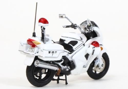 레이즈 1/43 혼다 VFR800P 2002-2008 경시청 교통과 교통 기동 대/관할 경찰서 교통 단속 용 오토바이