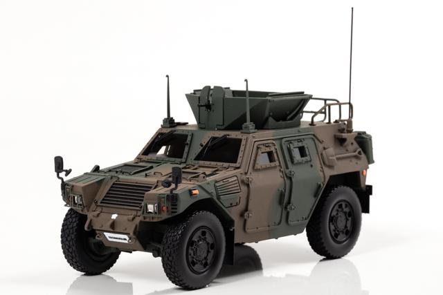 islands 1/43 陸上自衛隊 軽装甲機動車 (LAV 海外派遣仕様)