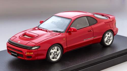 トップ MARK43 1/43 トヨタ セリカ GT-FOUR GT-FOUR RC (ST185) MARK43 RC スーパーレッドII, 杉養蜂園:a7a05e73 --- bibliahebraica.com.br