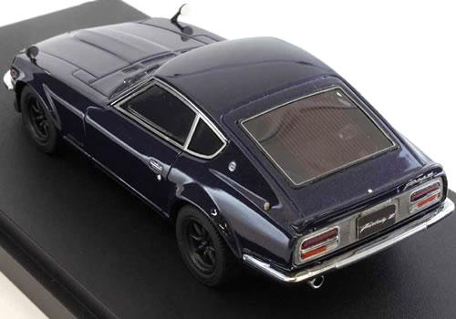 MARK43 1/43닛산 페어 레이디 Z (S30) 커스텀 버전 블루 메탈릭