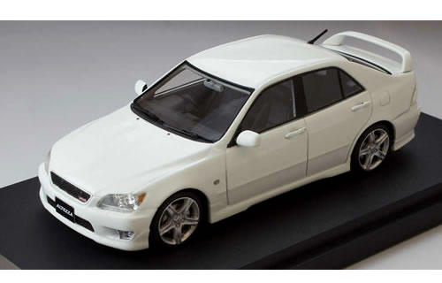 【お気にいる】 MARK43 1/43 MARK43 トヨタ トヨタ アルテッツァ RS 200 (スポーツバージョン) 1/43 スーパーホワイトII, だらにすけ 吉野勝造商店:10c301f1 --- canoncity.azurewebsites.net