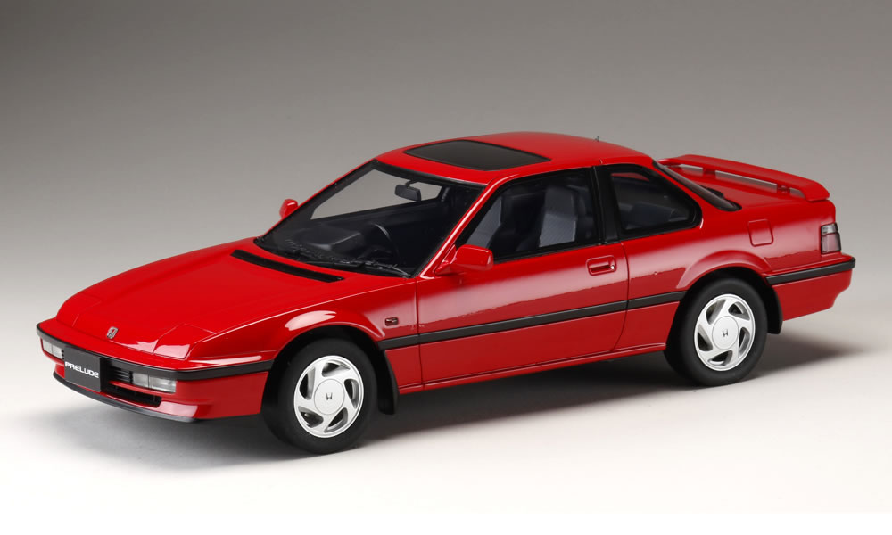 Hobby An 1 18 Honda Prelude Si Ba5 1989 Phoenix Red