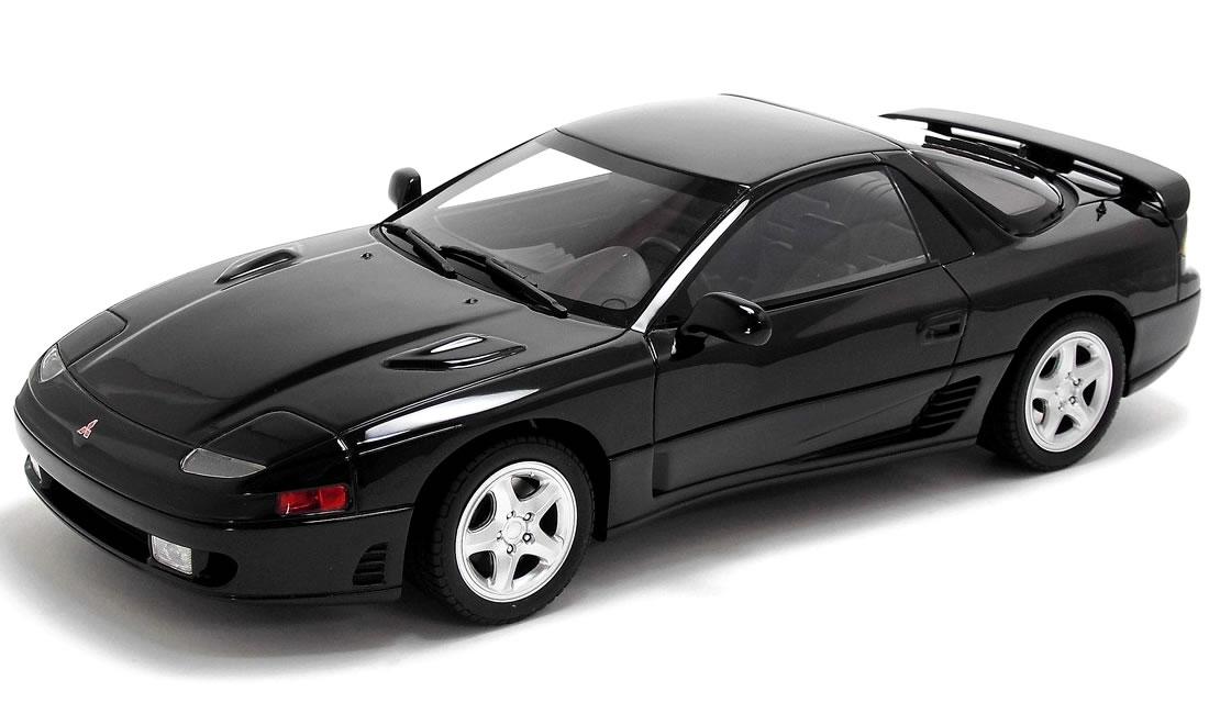 TOPMARQUES 1/18 三菱 3000 GTO 1992 ブラック