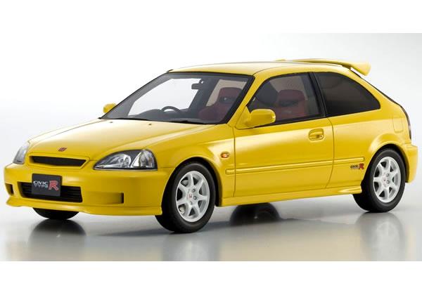 Car Hobby Shop Answer Otto Mobile 1 18 Honda Civic Ek9