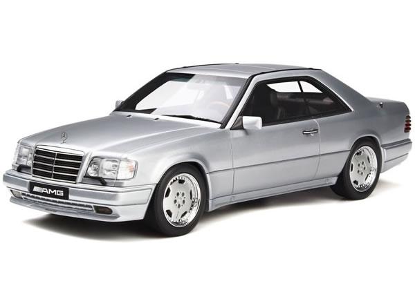 OttO mobile 1/18 メルセデス ベンツ C124 E36 AMG シルバー