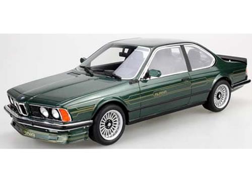 TOPMARQUES B7 グリーン 1/18 BMW Alpina