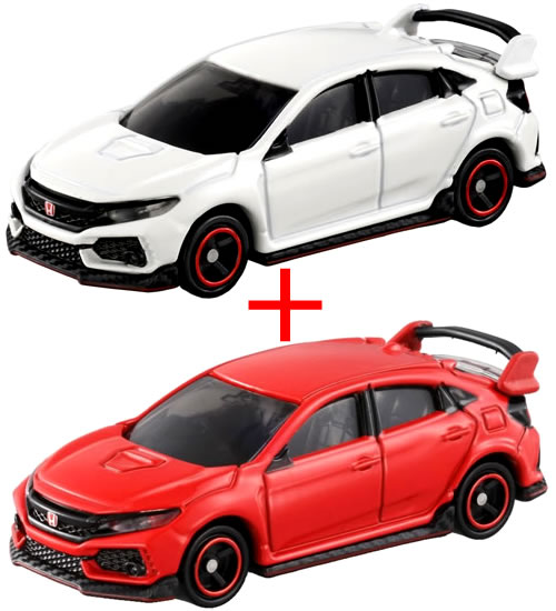 Car Hobby Shop Answer Tomica 058 Honda Civic Type R Normal Version