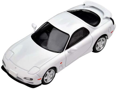 TLヴィンテージ NEO アンフィニ RX-7 タイプRS ホワイト