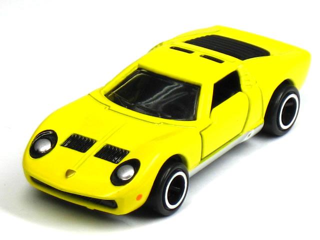 Car Hobby Shop Answer Wolf Lamborghini Miura Asuka Minoru Of The