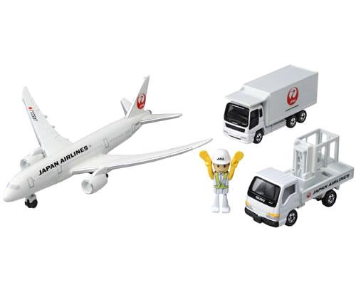 트 미카 787 공항 집합 (JAL)