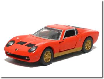 Car Hobby Shop Answer Tomica Limited Lamborghini Miura P400 Sv